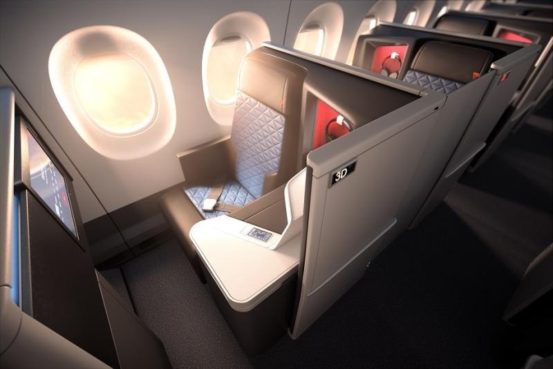 Siete novedosos conceptos de la cabina de pasajeros del futuro