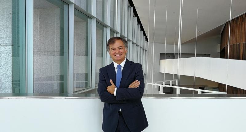 Ramón Vidal, director general del complejo Palacio de Congresos de Palma.