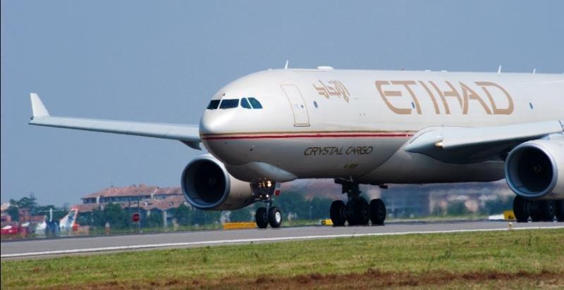 Etihad Airways, primera aerolínea en suspender sus vuelos con Doha (Foto: Airbus/ H. Goussé).