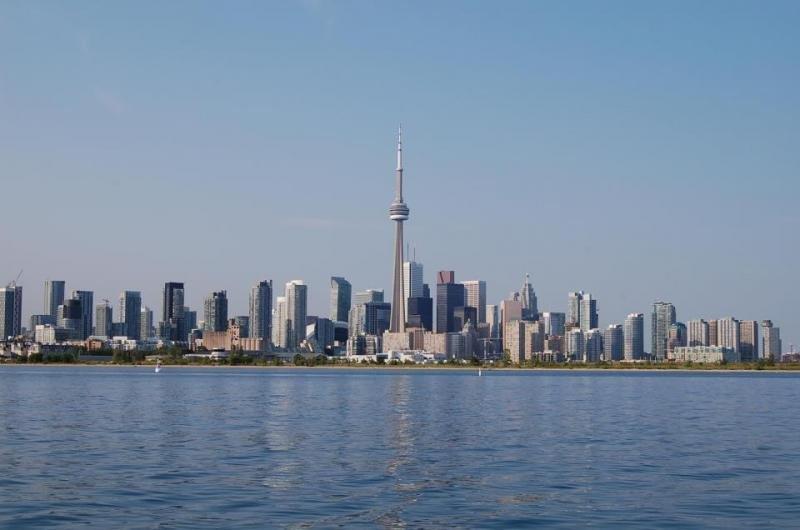 Una imagen de Toronto, donde está ubicada la Oficina Española de Turismo para Canadá.