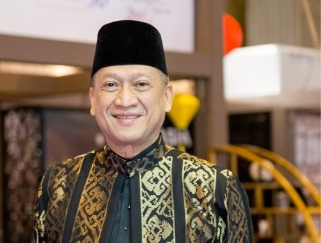 El ministro de Cultura y Turismo, Mohamed Nazri Abdul Aziz.