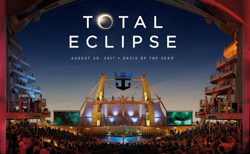 Disfrutar del Gran Eclipse Americano desde un gigante marino
