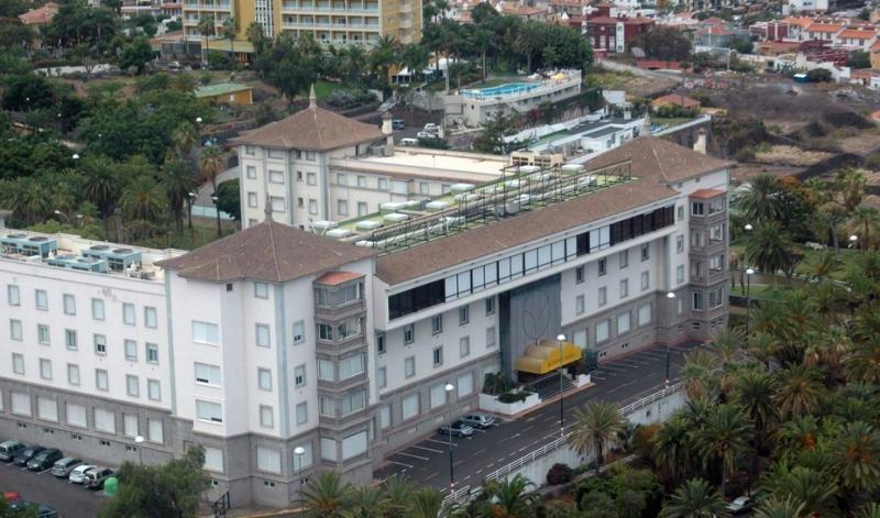 El plazo para presentar ofertas por el hotel Taoro finaliza el 18 de septiembre