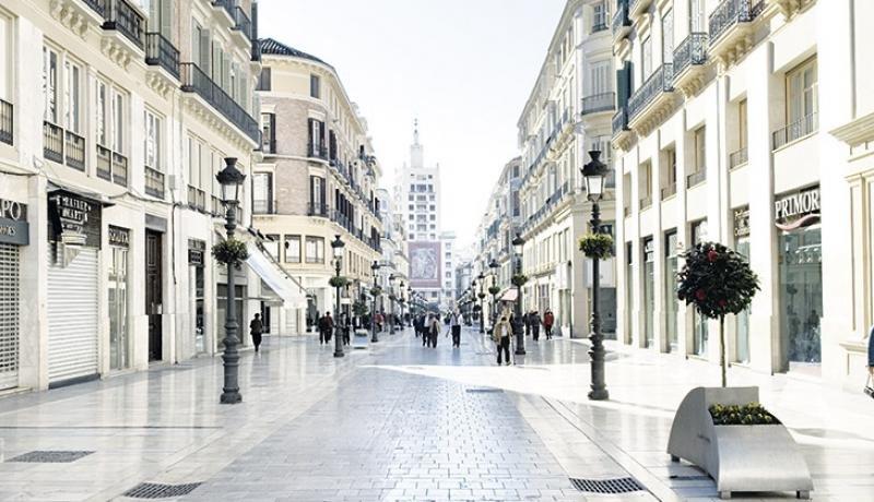 Málaga superará los 2,5 millones de pernoctaciones. Fotografía: Blog de la Costa del Sol.
