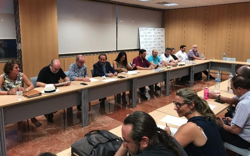 Preacuerdo sobre el convenio de hostelería en Alicante