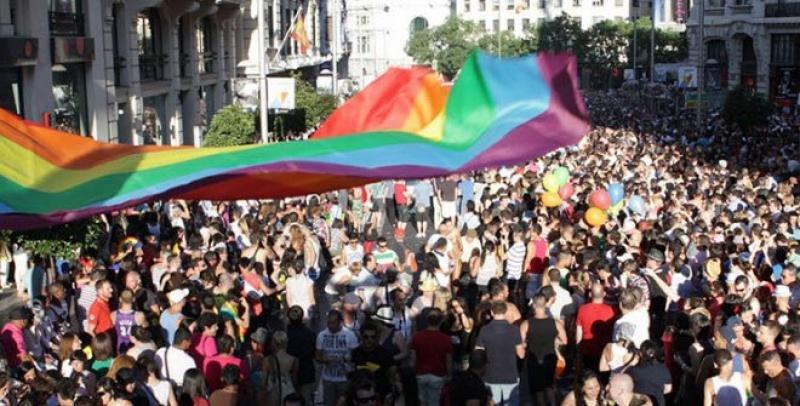 World Pride Madrid: los hoteles tienen menos reservas de lo esperado