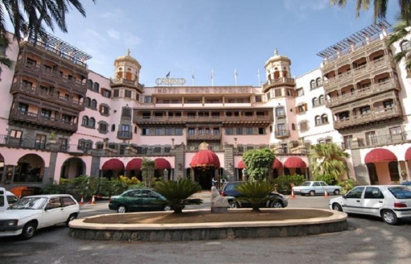 El nuevo gestor del Hotel Santa Catalina deberá invertir, de inicio, 15,5 millones de euros