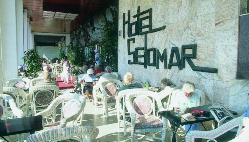El hotel Selomar lleva más de una década cerrado. Foto: Central de Reservas.
