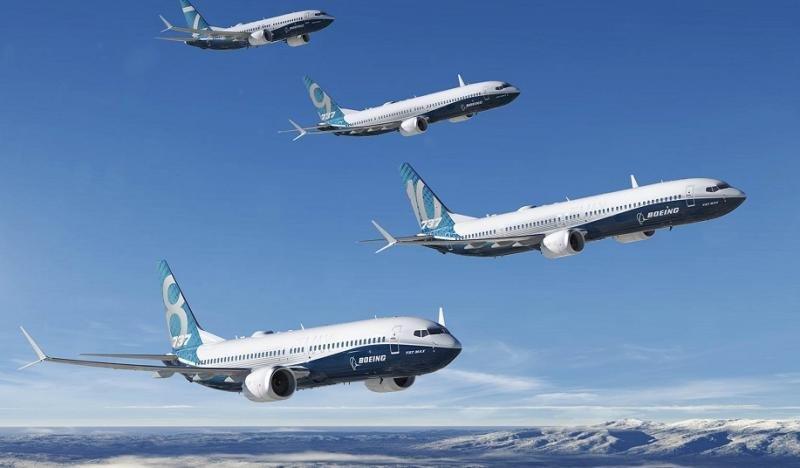 Boeing lanza su 737MAX-10, el más eficiente del corto radio