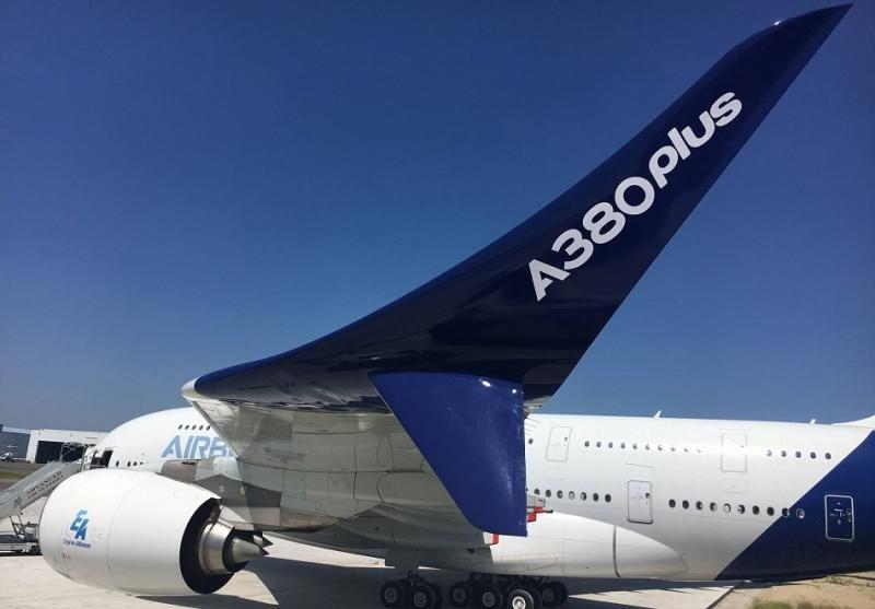 Airbus lanza el A380 Plus para reconquistar su mercado