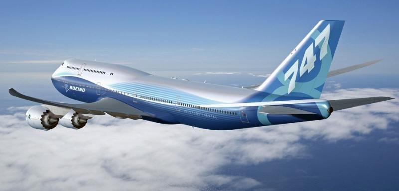 Boeing prevé la retirada de aviones muy grandes y expansión de la flota