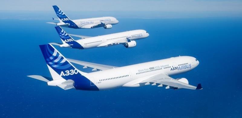 Airbus: más de 40.000 aviones estarán volando en 20 años