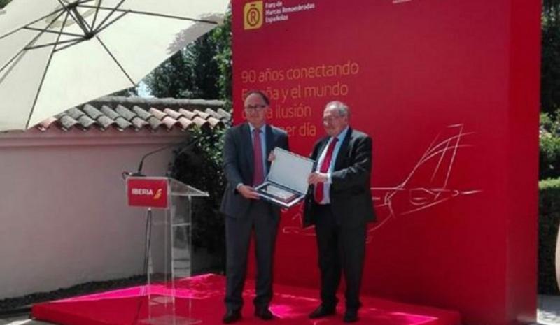 Iberia, una de las marcas españolas más admiradas en todo el mundo