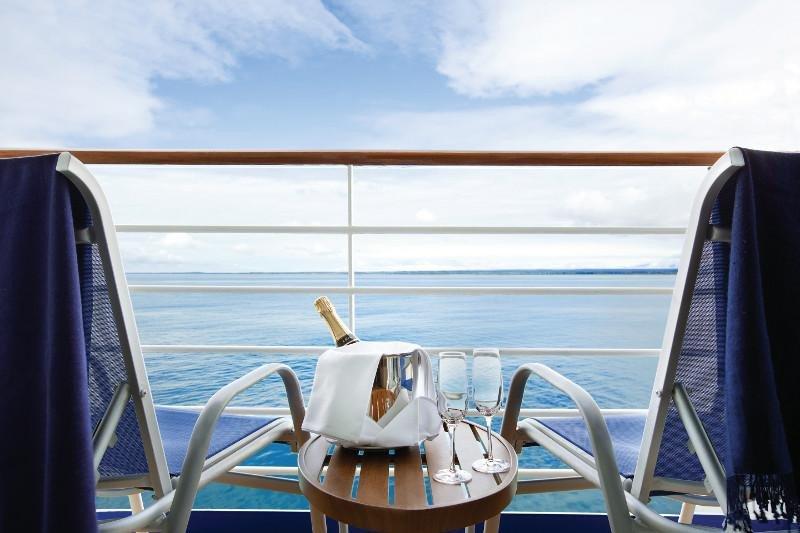 Promoción Vende y navega de Oceania Cruises
