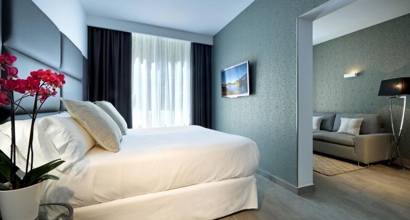 Los precios suben un 8,5% en Baleares. Foto: Palladium Hotel Cala Llonga, en Ibiza.