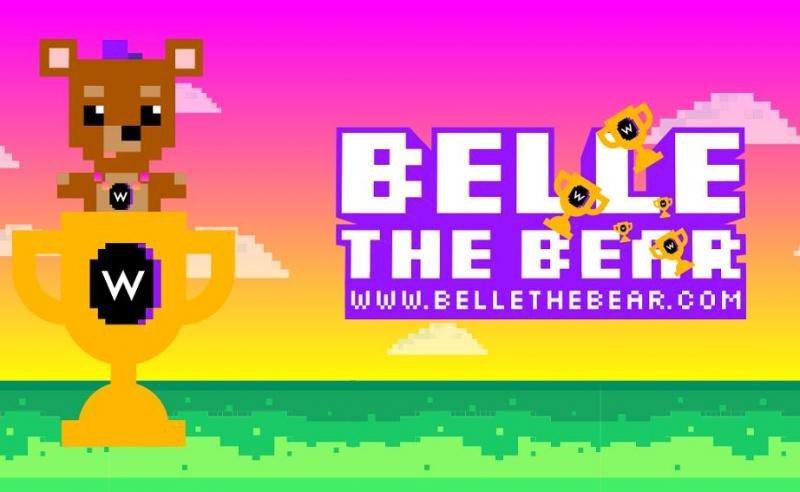 Imagen del videojuego con el que el W Bellevue celebra su inauguración.