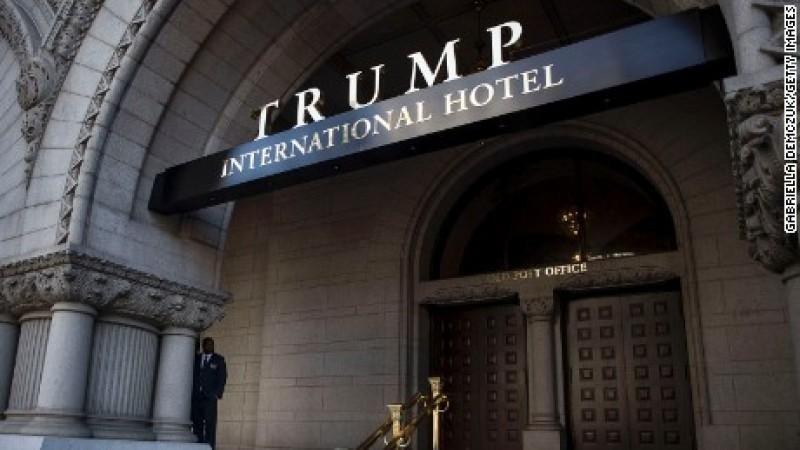 El nuevo mayordomo jefe de la Casa Blanca es un hotelero