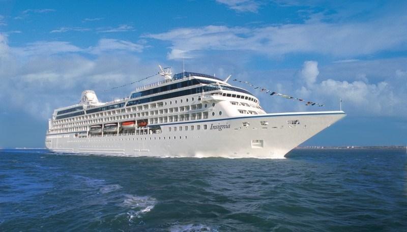 Oceania Cruises lanza la Vuelta al Mundo en 180 días para el 2019