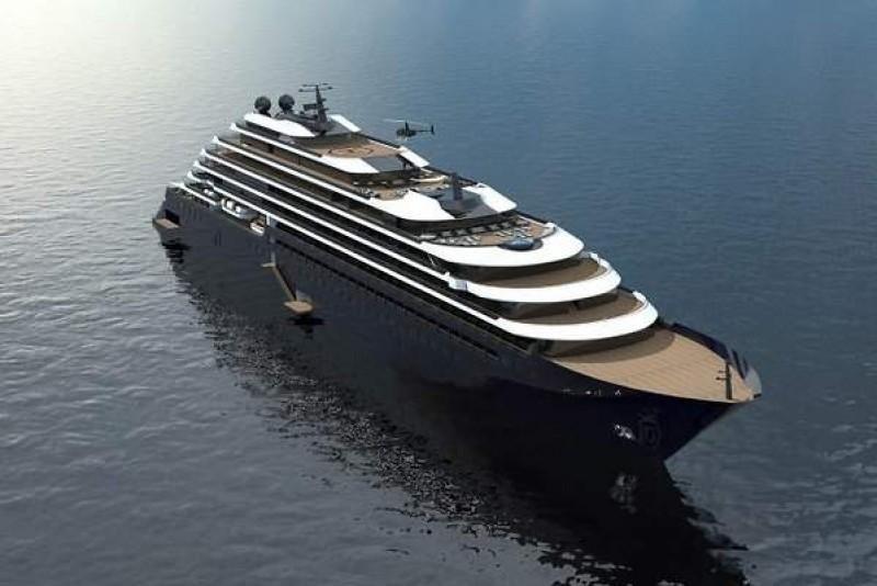 Ritz-Carlton entrará en la industria de cruceros en 2019