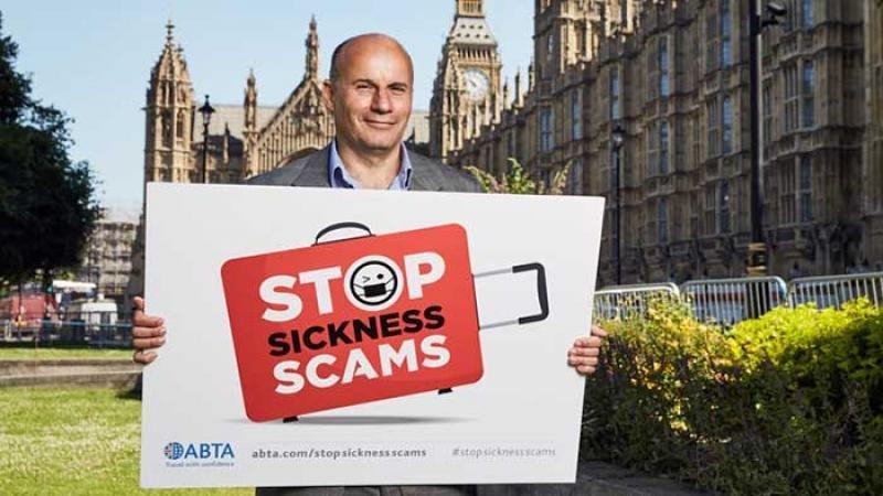 ABTA advierte a los británicos de que las reclamaciones falsas son delito