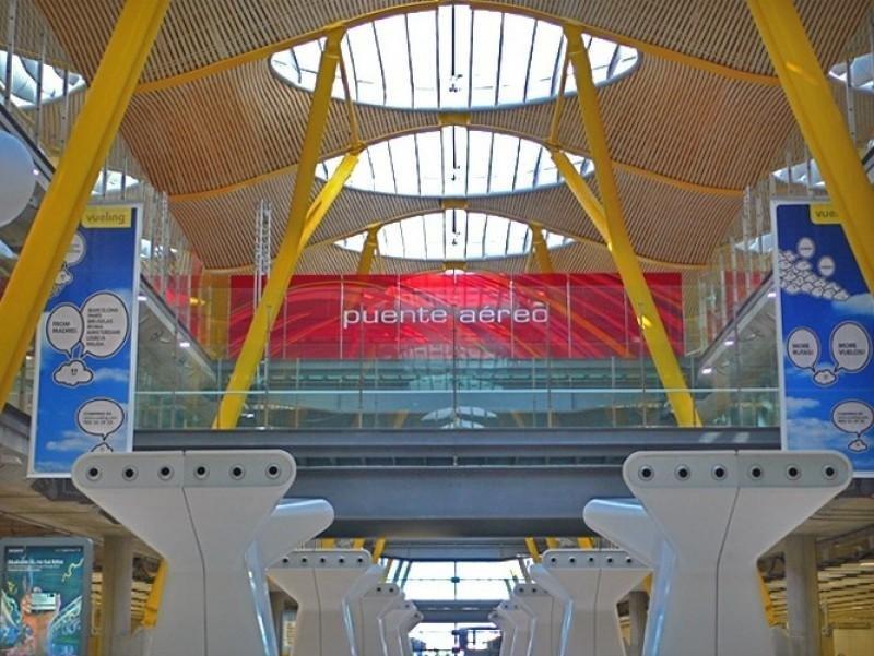 El puente aéreo a vuelto a ser rentable gracias a la reestructuración de la aerolínea.