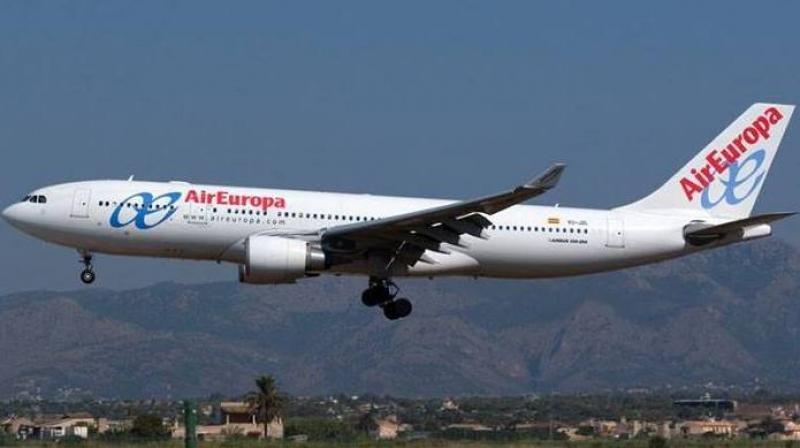 Air Europa comienza a volar desde Barcelona a Seúl