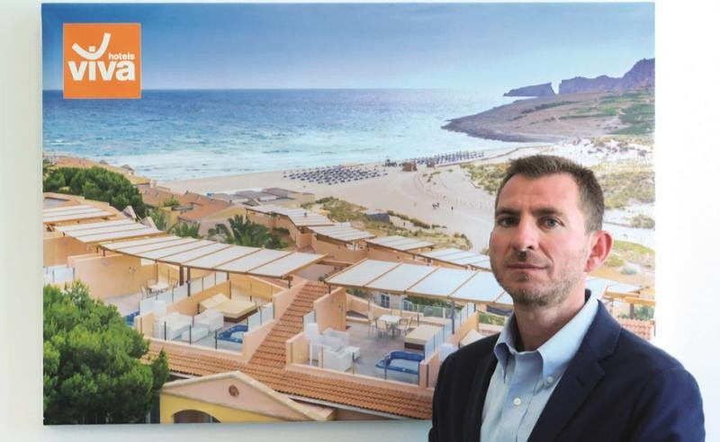 Monserrate Amengual, director general de Hotels Viva
