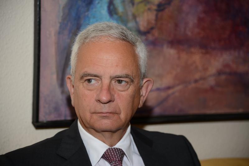 Manuel Cornax, presidente de la Asociación de Hoteles de Sevilla y Provincia.