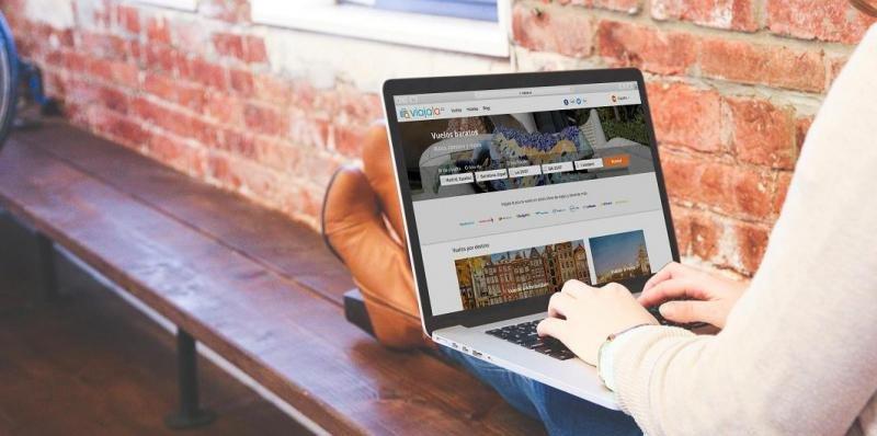 Los creadores de Viajala esperan esperan cerrar 2017 con un 75% más de ingresos y búsquedas.