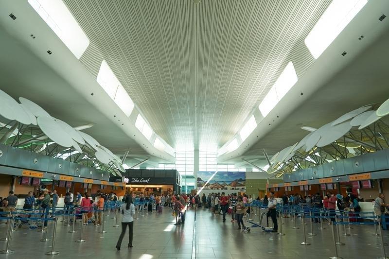 La llegada de turistas españoles a la región de Asia-Pacífico aumentó el año pasado un 15,7%. En la imagen, el aeropuerto de Kuala Lumpur, en Malasia.