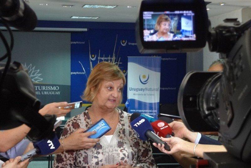 Liliam Kechichian presentó propuestas en la Comisión Regional de OMT para las Américas. Foto: Javier Lyonnet (archivo).