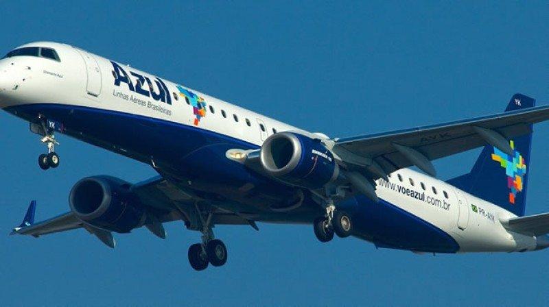 Azul suma cuarto vuelo diario entre Porto Alegre y Rio de Janeiro