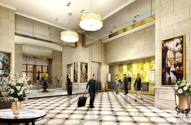 El centro de convenciones cuenta con capacidad para 1200 personas.