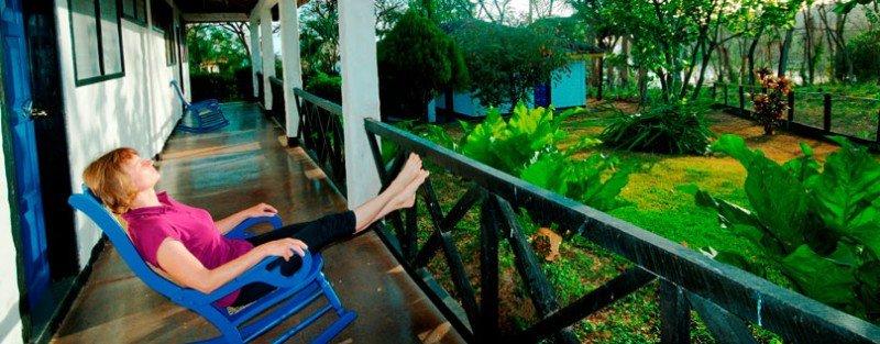 Solentiname, en el lago de Nicaragua, es uno de los lugares turísticos que visitarán los operadores internacionales. Foto: Hotel Mancarrón.