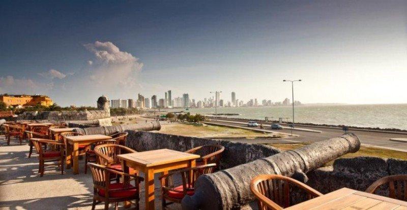 Cartagena de Indias. Foto: Procolombia.