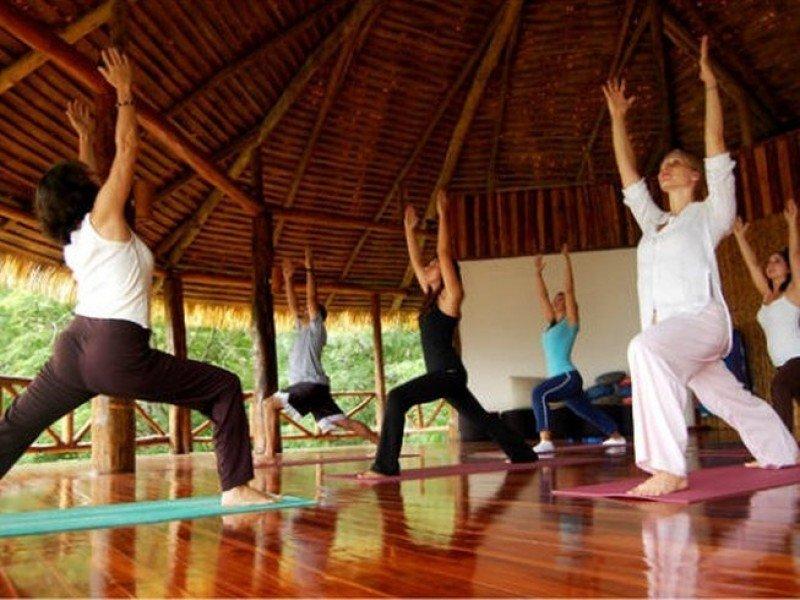 En Costa Rica hay numerosas opciones de turismo de bienestar. Foto: Book Yoga Retreats