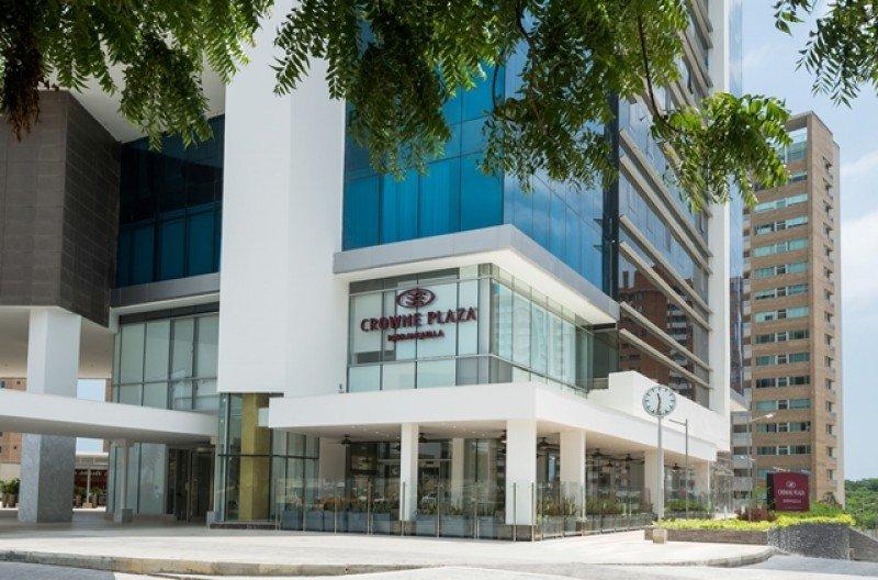 Nuevo hotel Crowne Plaza Barranquilla.
