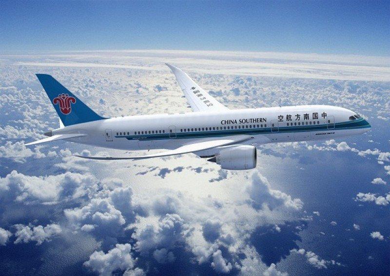 China Southern operará vuelos con Brasil y Argentina en los próximos 5 años