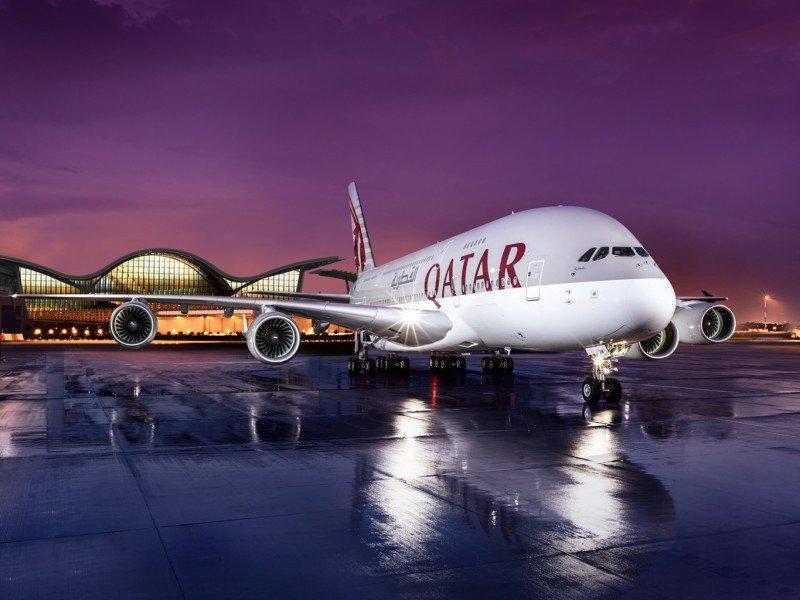 Qatar Airways anuncia 24 nuevas rutas hacia Chile, Brasil, España y otros destinos