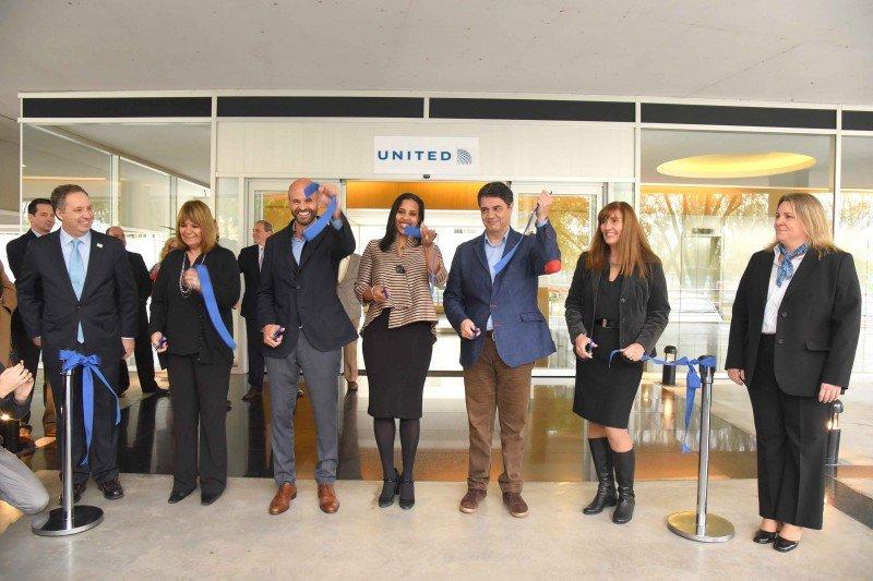 United Airlines muda su Centro Global de Atención en Argentina a Vicente Lopez