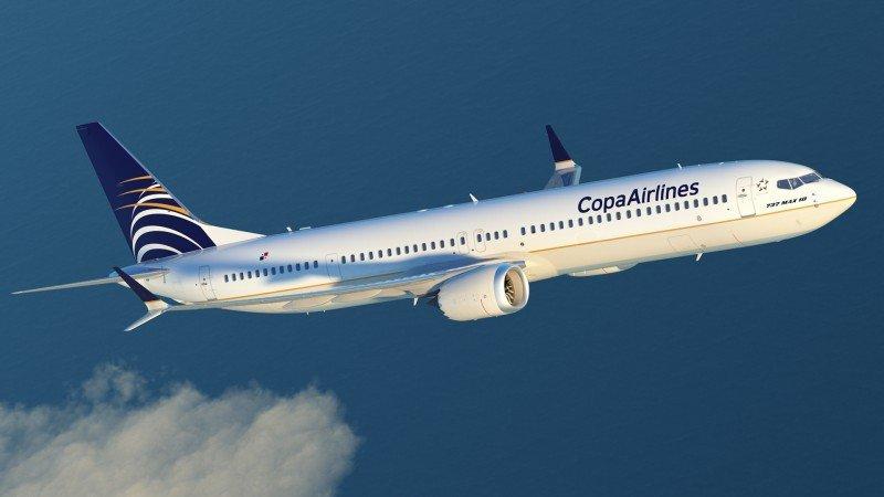 Copa Airlines y Boeing anuncian acuerdo por 15 aviones 737MAX-10