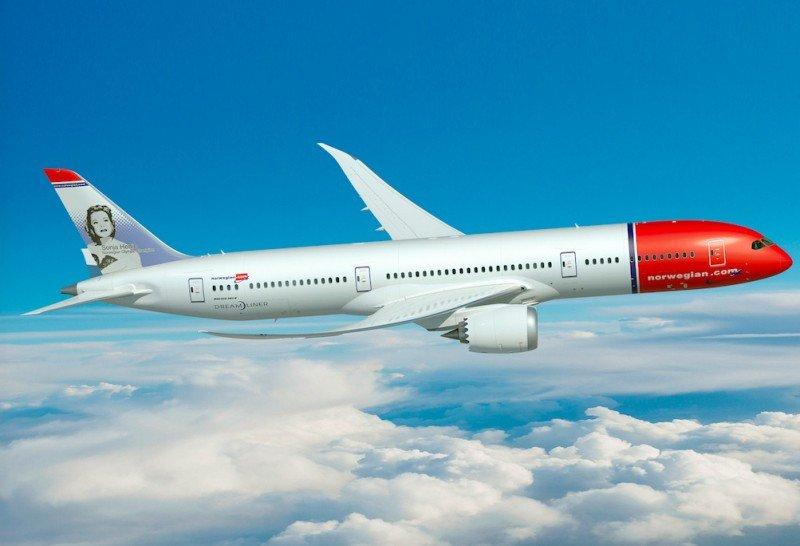 Norwegian Air unirá Buenos Aires y Londres en febrero de 2018