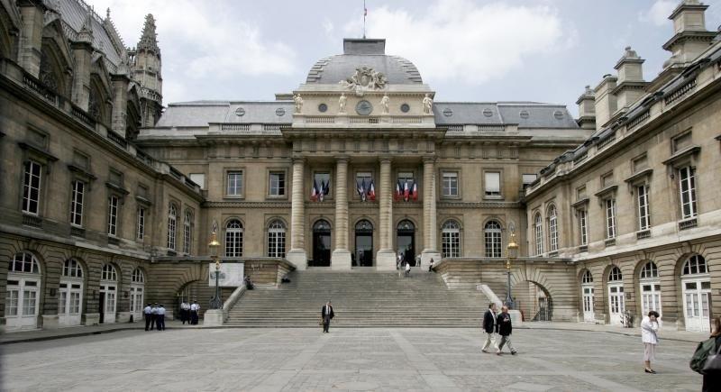 Palacio de Justicia de París. Foto: Wikimedia. Autor: Nitot.