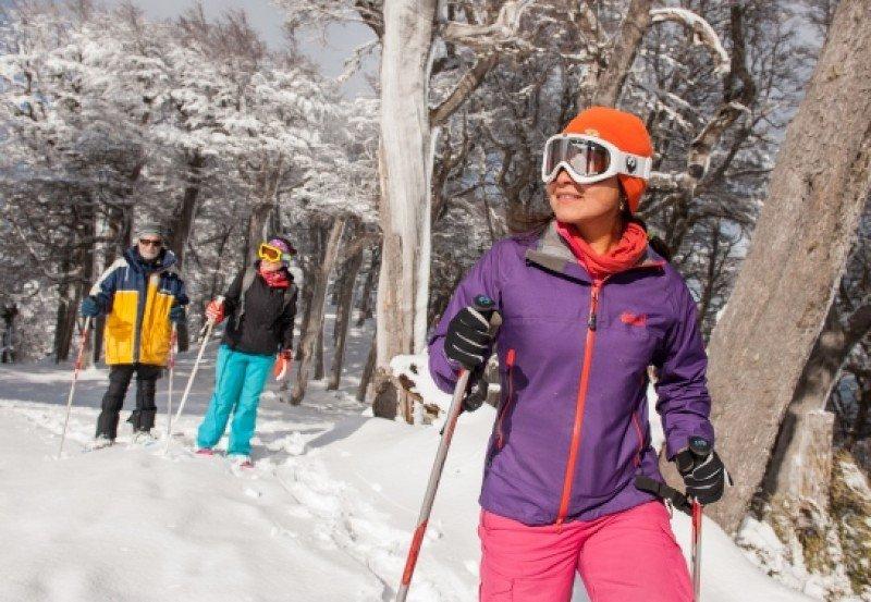Oferta de vacaciones en la nieve con renovada infraestructura y servicios. Foto: NeuquenTur.