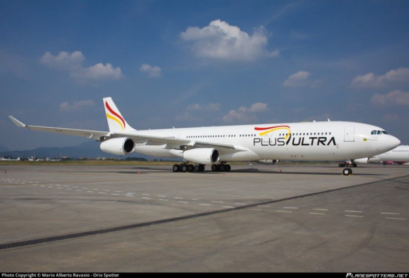 Plus Ultra operará vuelo directo entre Barcelona y La Habana
