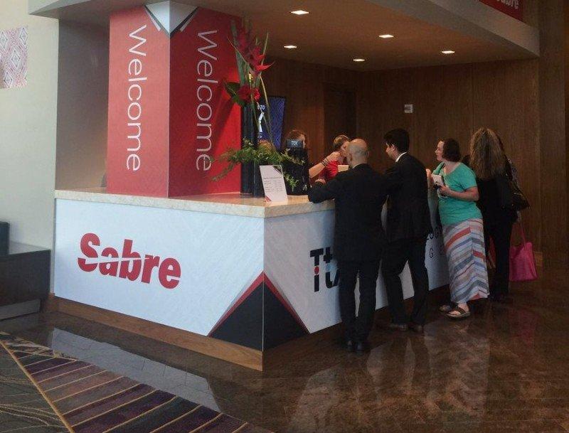 Este martes comienza el TTX de Sabre en las Vegas. Foto: @mrn0981