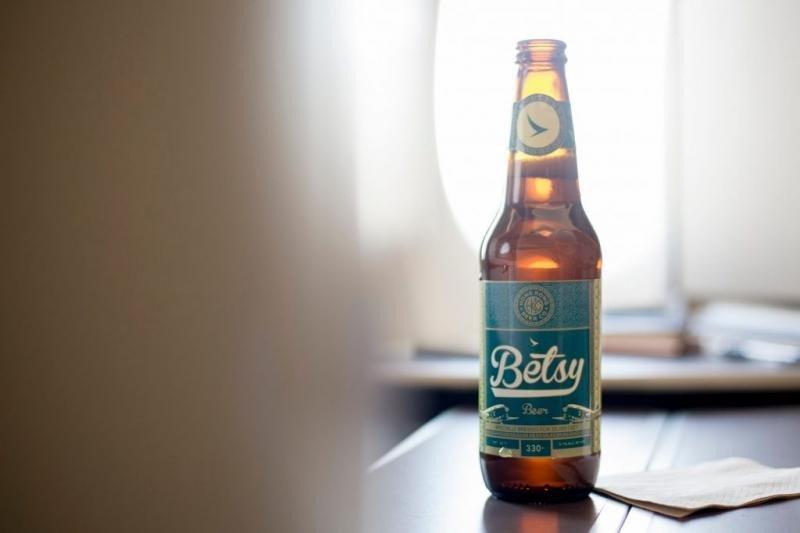 La cerveza Betsy ha tenido una gran acogida en las semanas en las que ya está disponible.