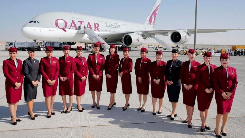 Las mejores aerolíneas del mundo 2017: Qatar Airways Nº 1.