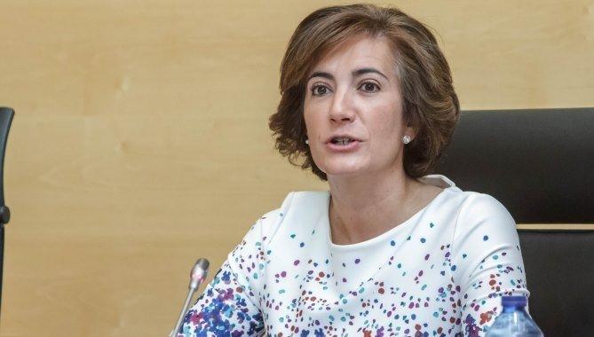 La consejera de Cultura y Turismo, Josefa García Cirac.