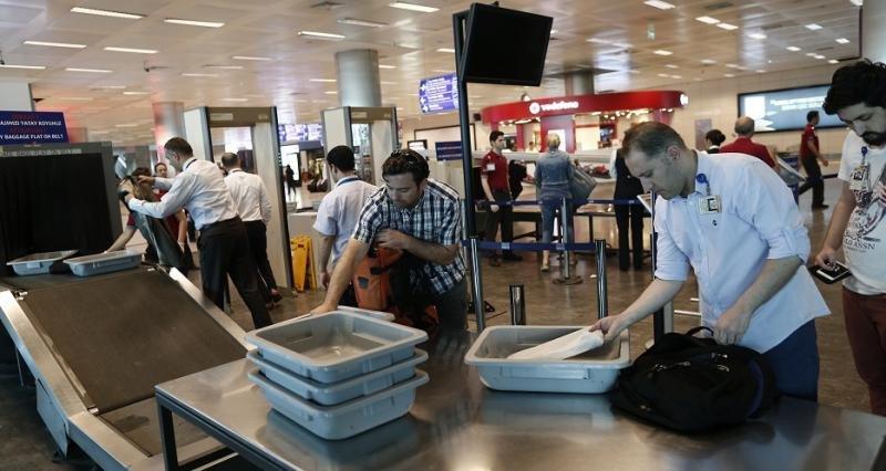 EEUU levanta el veto a portátiles en vuelos desde Estambul, según Turquía